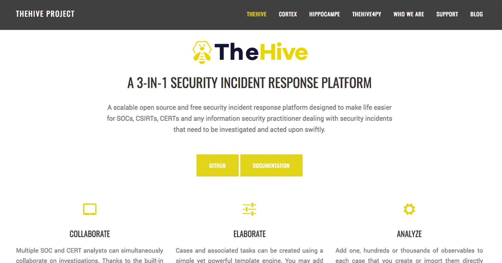 TheHive Project